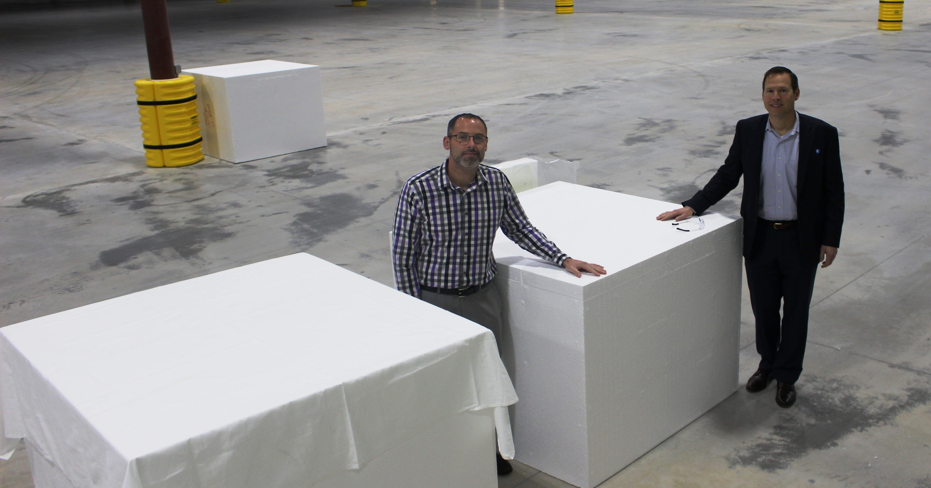 Plymouth Foam expands into new addition