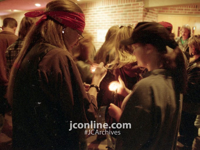 AFter news of singer Shannon Hoon's death broke about