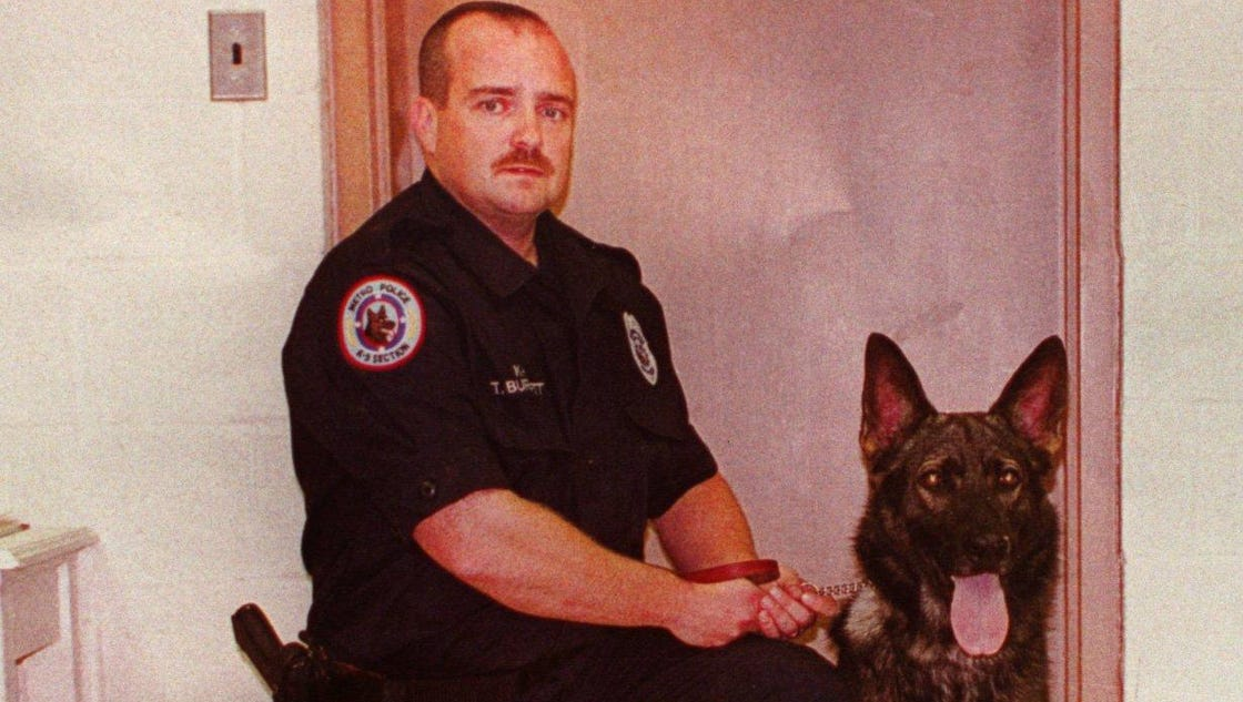 What Charge Would You Get For Killing A Police Dog