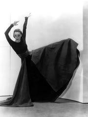 Martha Graham (undated).