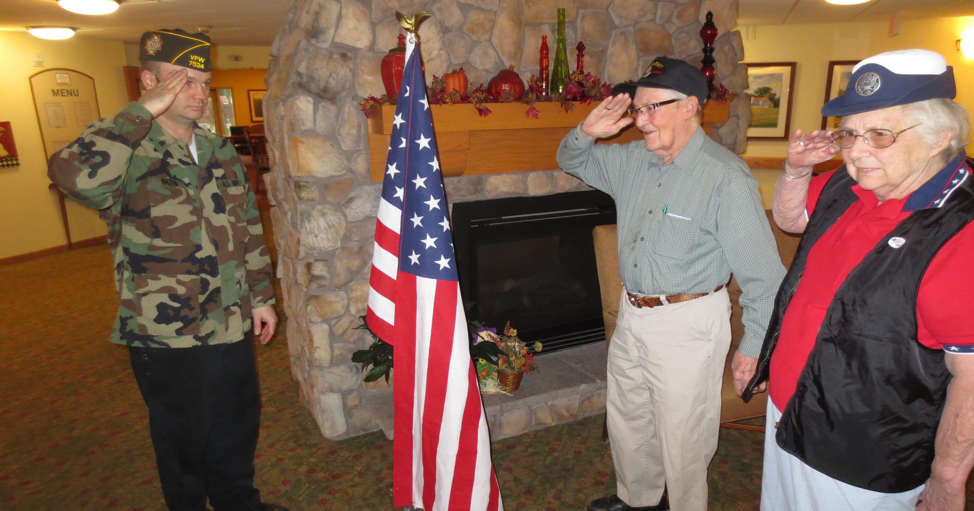 Veterans Day activities start this weekend