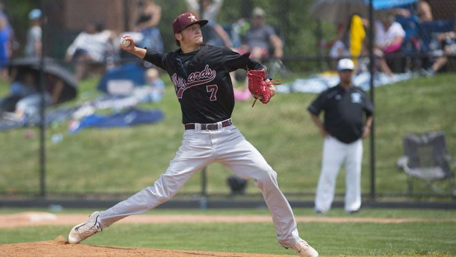 Jake Greenwalt of Windsor was taken in the 23rd round of the MLB draft on Saturday.