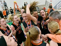 Photos: Central girls' basketball defeats Dallastown for YAIAA title