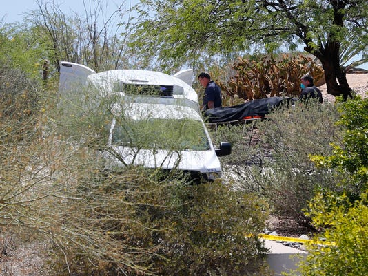 Body found in Fountain Hills