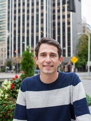 Dan Lewis, CEO and founder of Convoy, a startup that