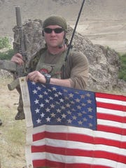Seth Cody Lewis, a Navy SEAL, died April 24, 2015 after a mishap during training at Joint Expeditionary Base Little Creek-Fort Story.
