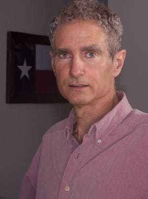 James Logan, co-founder of PersonalAudio, a Beaumont, Texas, patent holder. He's suing podcasters and networks.