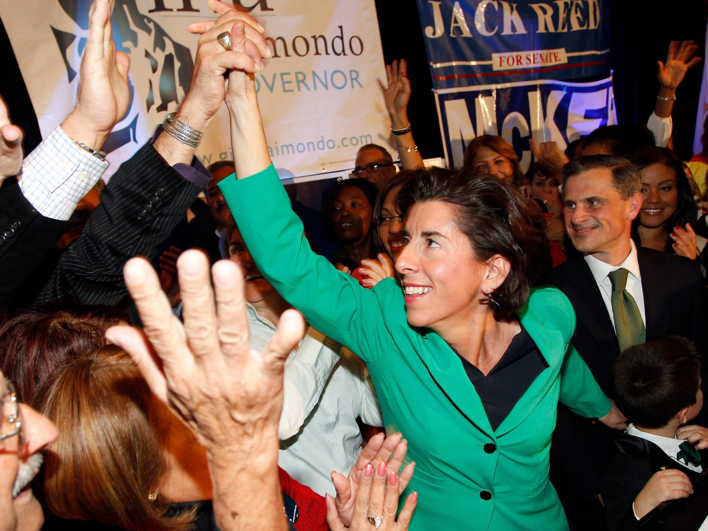Governor Race Rhode Island