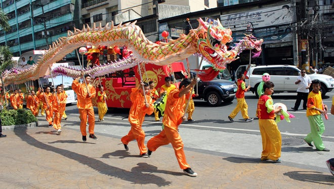 A celebratory dragon dance performed by the University of Memphis Confucius Institute Dragon Dance Group is slated for 6 p.m. Feb. 9, on the Murfreesboro Public Square in conjunction with the Murfreesboro Art Crawl.