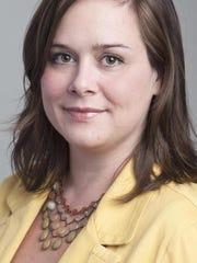 Michelle Richardson, ACLU of Florida director of public