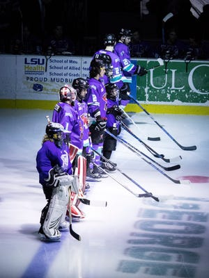 The Shreveport Mudbugs host Lone Star on George's Pond this weekend. One point in either game will help the Mudbugs clinch the South Division of the NAHL
