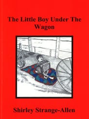 """The Little Boy Under the Wagon,"" a children's book"