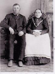 Mathias and Mariana Tlachac