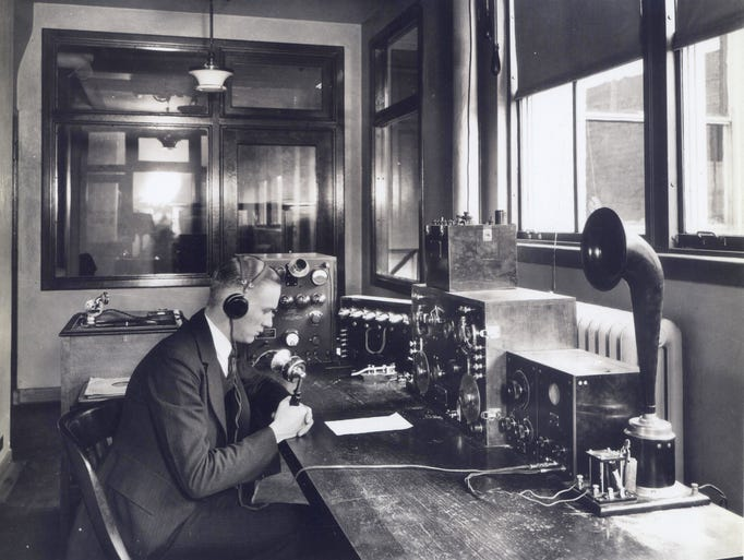The radio station known for nearly a century now as