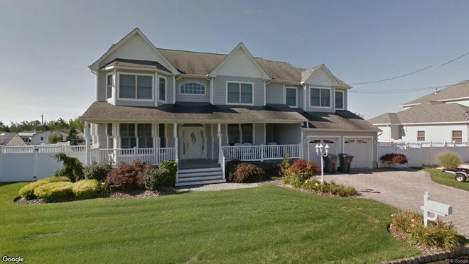 This Google Street View image shows the approximate location of 3123 Boxer Street in Toms River. The property at this address changed hands in May 2019, when Lori Romano bought the property from Michael and Rosemarie Intile for $790,000.