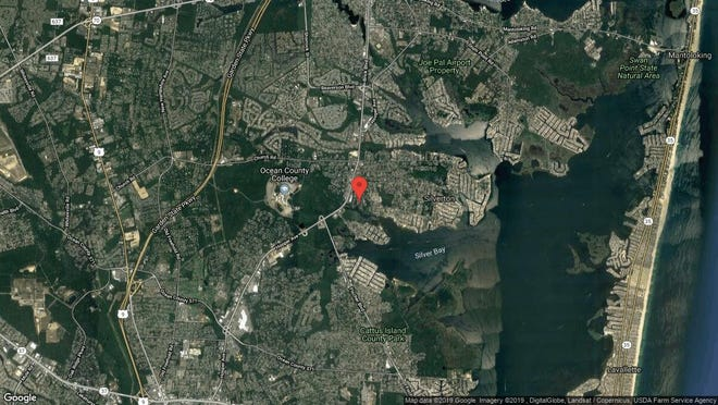 This aerial photo shows the approximate location of 706 Bounty Court in Toms River. The property at this address changed hands in May 2019, when Thomas Carlucci bought the property from Associates Ltd Enoel for $169,500.