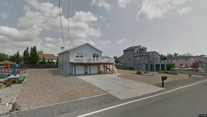 This Google Street View image shows the approximate location of 91 Clearwater Drive in Waretown. The property at this address changed hands in April 2019, when Michael Briehler bought the property from Elsie Jones for $220,000.