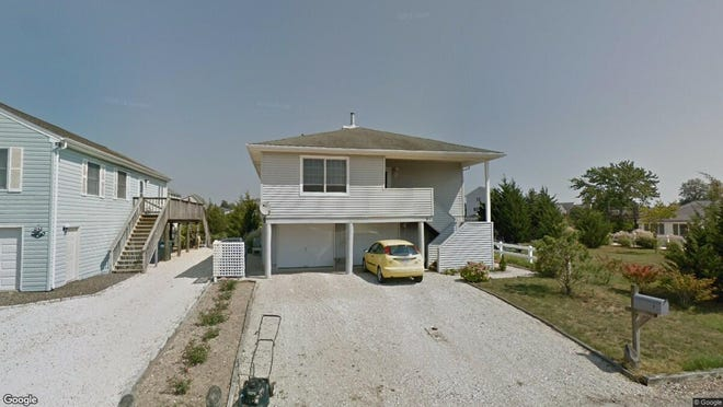 This Google Street View image shows the approximate location of 9 S. Miami Drive in Little Egg Harbor. The property at this address changed hands in March 2019, when Mark and Karen Verhage bought the property from Walter and Donna Doherty for $265,000.