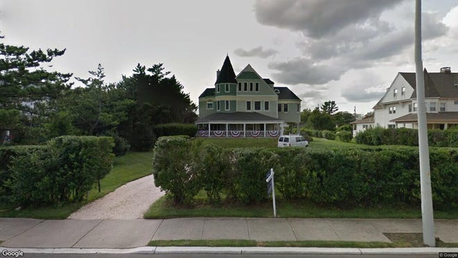 This Google Street View image shows the approximate location of 50 Ocean Ave. in Monmouth Beach. The property at this address changed hands in March 2019, when Peter Visceglia bought the property from William J and Deborah A Neumann for $1,275,000.