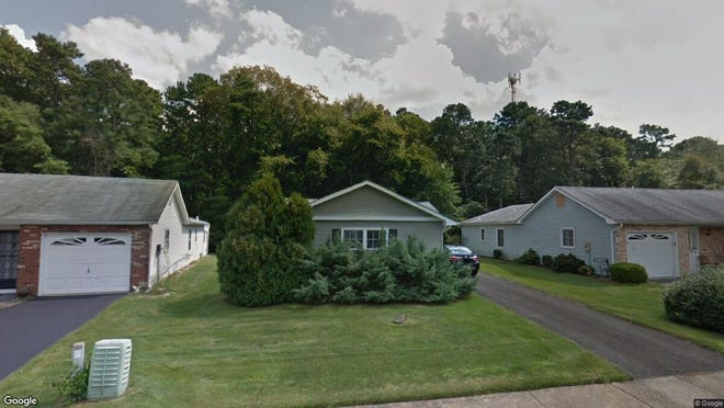 This Google Street View image shows the approximate location of 18 Piedmont Court in Brick. The property at this address changed hands in May 2019, when Robert and Theresa Murath  bought the property from  Rose Marakowitz  for $243,000.