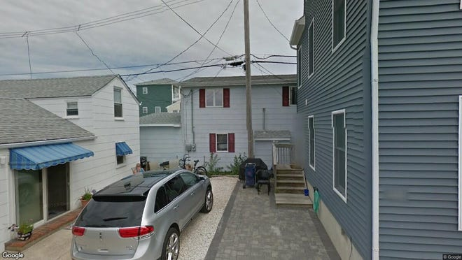 This Google Street View image shows the approximate location of 62 Atlantic Way in Toms River. The property at this address changed hands in April 2019, when Mark A and Diana Sodano  bought the property from  Alyssa Denardi  for $485,000.