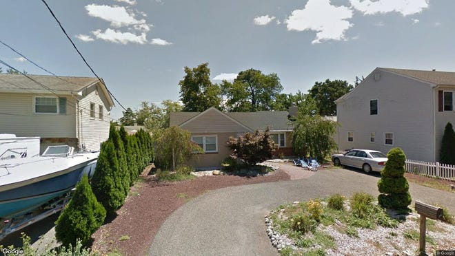 This Google Street View image shows the approximate location of 31 Pine Brook Drive in Toms River. The property at this address changed hands in April 2019, when  Juan P Sanchez  bought the property from  Russell Nelson  for $215,000.