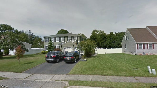This Google Street View image shows the approximate location of 106 Imperato Court in Toms River. The property at this address changed hands in April 2019, when  Gerard Petrocelli  and  Jennifer Iovino   bought the property from Jeremy and Danielle Sheeran  for $380,000.