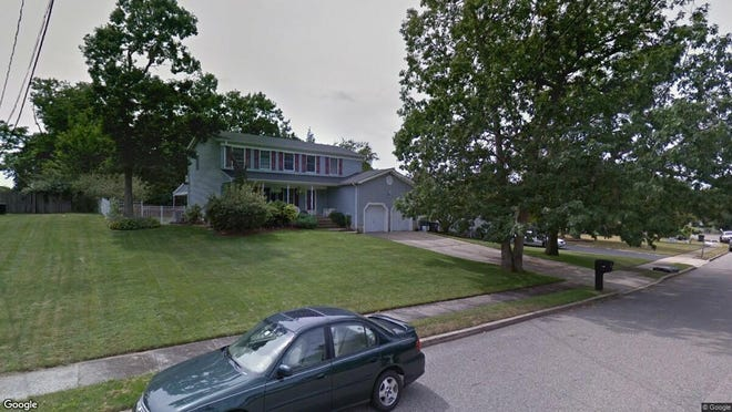 This Google Street View image shows the approximate location of 79 Curtis Place in Toms River. The property at this address changed hands in May 2019, when Richard L and Elena Rober  bought the property from Herbert A and Joan E Prince  for $246,000.