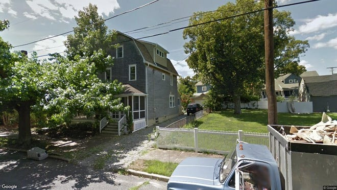 This Google Street View image shows the approximate location of 113 Maple Ave{dot} in Island Heights. The property at this address changed hands in April 2019, when Stephen and Linda D'Onofrio  bought the property from Frank and Jennifer Del Vecchio  for $446,000.
