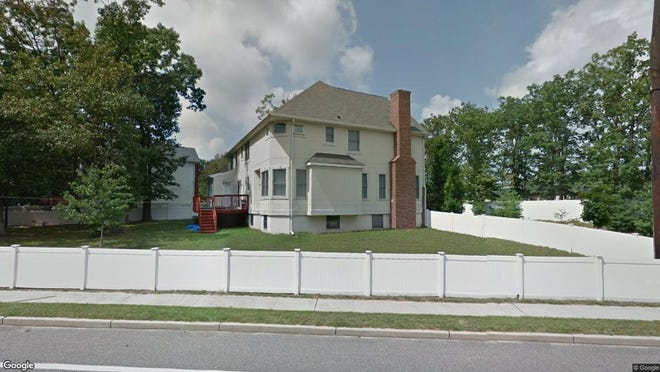 This Google Street View image shows the approximate location of 200 Imperial Court in Lakewood. The property at this address changed hands in April 2019, when Salomon and Noemie Rosenblum  bought the property from  Samuel Reichmann  for $820,000.