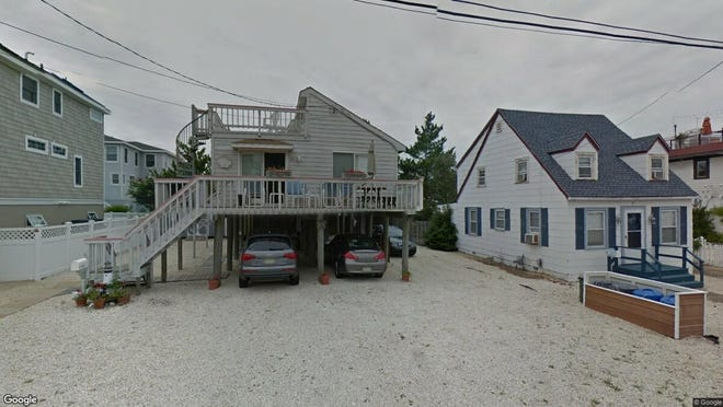 This Google Street View image shows the approximate location of 10 E{dot} 44th St{dot} in Long Beach Township. The property at this address changed hands in April 2019, when  10 E 44Th Street LLC  bought the property from Dave and Lauralee Mele  for $755,000.