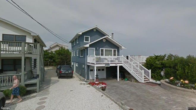 This Google Street View image shows the approximate location of 209 E{dot} 20th St{dot} in Long Beach Township. The property at this address changed hands in April 2019, when  Joseph Panebianco  bought the property from Stephen P and Patricia Swersie  for $1,425,000.