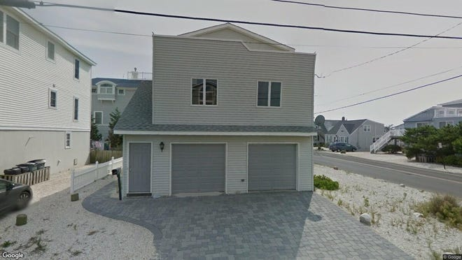 This Google Street View image shows the approximate location of 200 E{dot} 30th St{dot} in Long Beach Township. The property at this address changed hands in May 2019, when Daniel P and Linda B Walsh  bought the property from  Michelle T Holster  for $925,000.