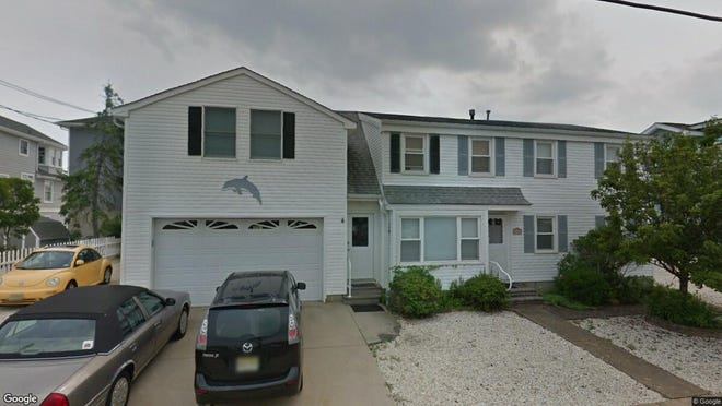 This Google Street View image shows the approximate location of 10 W{dot} Osborn Ave{dot} U-201 in Long Beach Township. The property at this address changed hands in May 2019, when Sandor and Sally A Rozsa  bought the property from  Anjohn Properties LLC and others  for $470,000.