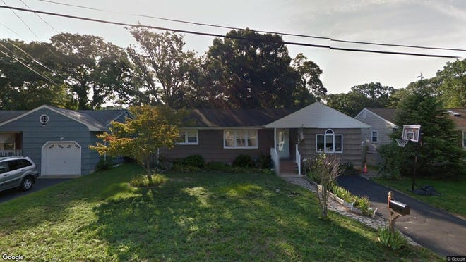 This Google Street View image shows the approximate location of 1514 Baywood Ave{dot} in Point Pleasant. The property at this address changed hands in April 2019, when  Tidewater Development Group LLC  bought the property from John E and Daun T Ward  for $295,000.