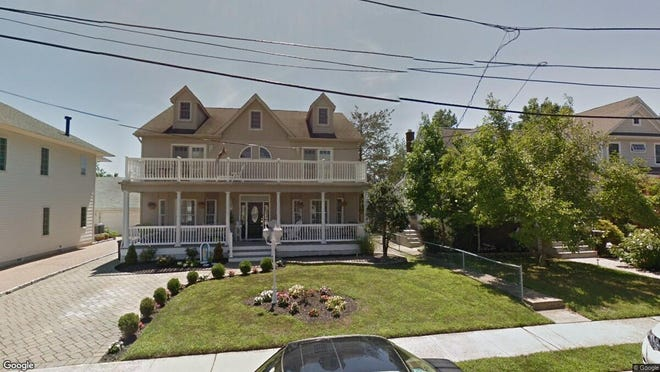 This Google Street View image shows the approximate location of 412 Carter Ave{dot} in Point Pleasant Beach. The property at this address changed hands in April 2019, when  Levi Silas Properties LLC  bought the property from Harvey W and Judith A Cerrato  for $850,000.