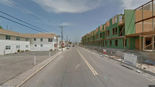 This Google Street View image shows the approximate location of 404 Bay Blvd{dot} Unit 5 in Seaside Heights. The property at this address changed hands in March 2019, when John and Debbie Antonucci  bought the property from  Elizabeth M Keeley  for $160,000.