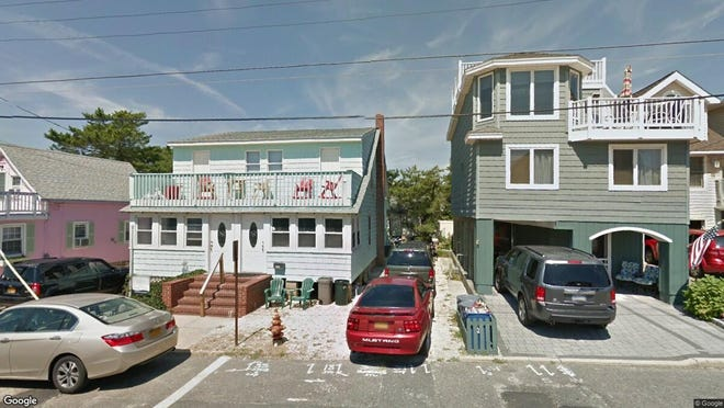 This Google Street View image shows the approximate location of 133 E{dot} 28th St{dot} in Ship Bottom. The property at this address changed hands in April 2019, when  Maglin, David Lifetime Trust  bought the property from Thomas R and Amanda D Day  for $1,430,000.
