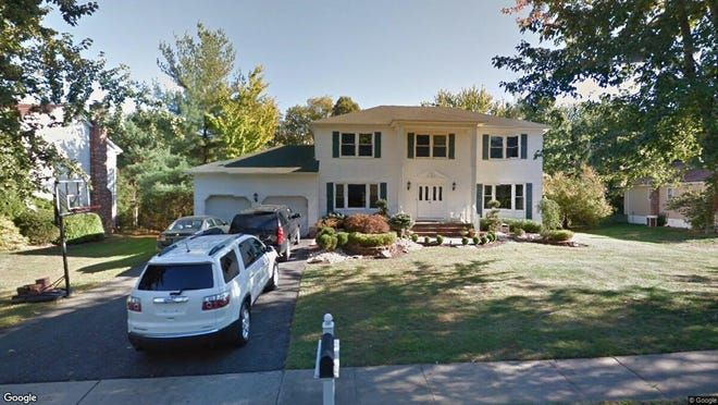This Google Street View image shows the approximate location of 8 Rockwell Circle in Marlboro. The property at this address changed hands in April 2019, when Francis and Jaclyn Nagel bought the property from Nicole E and Seok Han Kim for $600,000.