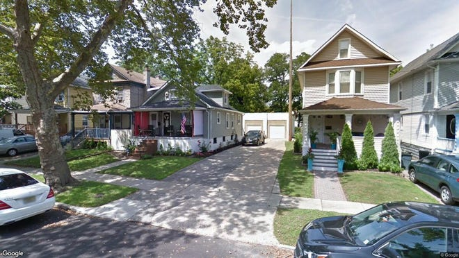 This Google Street View image shows the approximate location of 1121 Asbury Ave{dot} in Asbury Park. The property at this address changed hands in April 2019, when  1121 Asbury Ave Rc LLC  bought the property from  Lynx Asset Services LLC  for $230,000.