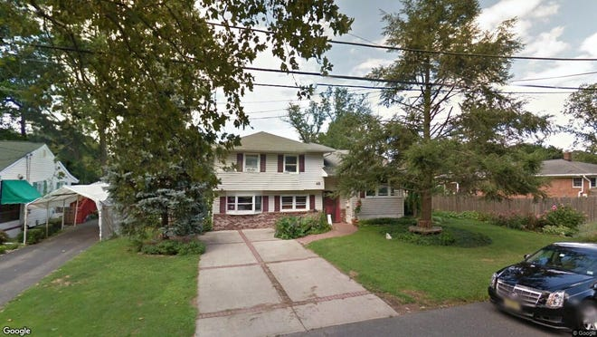 This Google Street View image shows the approximate location of 49 Euretta Ave{dot} in Freehold Township. The property at this address changed hands in May 2019, when  Jason W Elliott  bought the property from  Karen Groth-Baggitt  for $340,000.