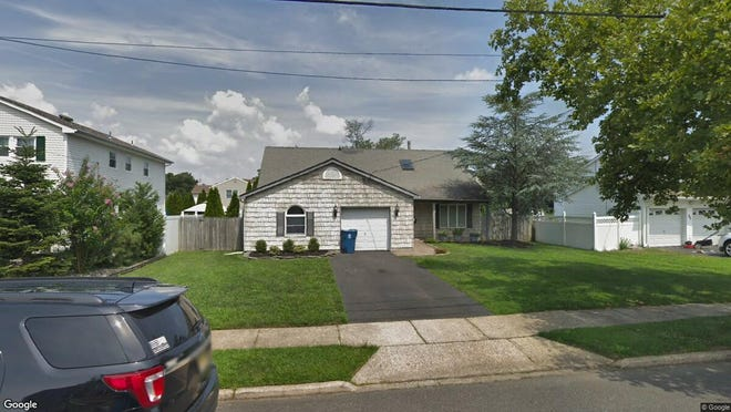 This Google Street View image shows the approximate location of 19 Carlow Way in Hazlet. The property at this address changed hands in April 2019, when  Daniel E Rosell  bought the property from Jordan and Kristen Mouton  for $380,078.