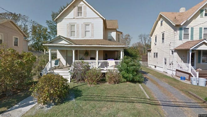 This Google Street View image shows the approximate location of 99 Atlantic Ave{dot} in Long Branch. The property at this address changed hands in May 2019, when  Athas Dounelis  bought the property from  William Neumann  and  Cassandra Worman   for $445,000.