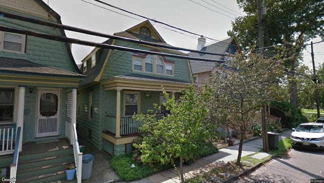 This Google Street View image shows the approximate location of 96 Mt Hermon Way in Neptune. The property at this address changed hands in May 2019, when  Katy Bhatti  and  Michael Lousidis   bought the property from Frances and Jennifer Majestic-Plotino  for $575,000.