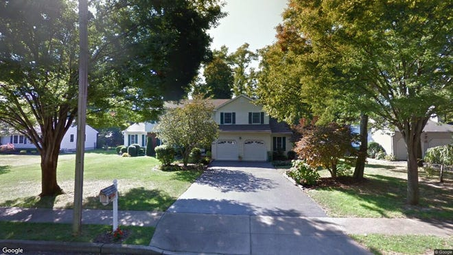 This Google Street View image shows the approximate location of 35 Rozbern Drive in Eatontown. The property at this address changed hands in May 2019, when Michael and Melanie J Botton  bought the property from  Edmund F Fitterer Jr{dot}  and  Nancy S Fitterer   for $712,000.