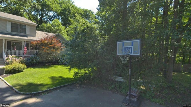 This Google Street View image shows the approximate location of 110 Asbury Ave{dot} in Atlantic Highlands. The property at this address changed hands in May 2019, when John and Kristen Ostrow  bought the property from Beth Anne and Daniel D'Alessandro  for $620,000.