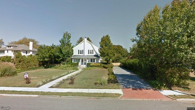 This Google Street View image shows the approximate location of 227 Hollywood Ave{dot} in Long Branch. The property at this address changed hands in April 2019, when Raphael and Rina Dayan  bought the property from Albert and Amy Anne Bitici  for $840,000.