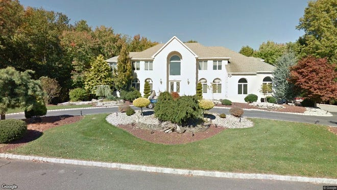 This Google Street View image shows the approximate location of 113 Rico Drive N{dot} in Marlboro. The property at this address changed hands in May 2019, when  Ashok M Kumar  and  Vinutha Raj   bought the property from Vinod K and Tulika Aggarwal  for $1,060,000.