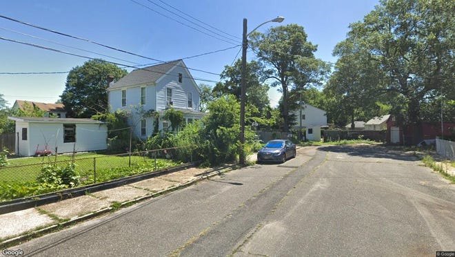 This Google Street View image shows the approximate location of 11 Shadynook in Keansburg. The property at this address changed hands in April 2019, when  Maya Electric LLC  bought the property from  Marvin A Ramirez  for $60,800.