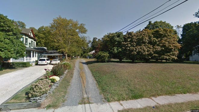 This Google Street View image shows the approximate location of 341 Brighton Ave{dot} in Long Branch. The property at this address changed hands in May 2019, when Steven and Rivka Safdieh  bought the property from  Dominick Santorelli  for $465,000.